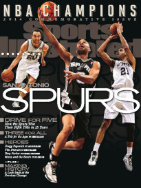 SI PRESENTS: 2014 NBA CHAMPIONS SAN ANTONIO SPURS