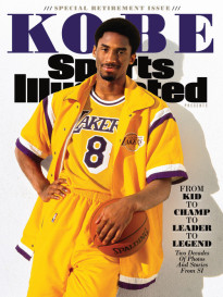 SPECIAL RETIREMENT ISSUE: KOBE BRYANT