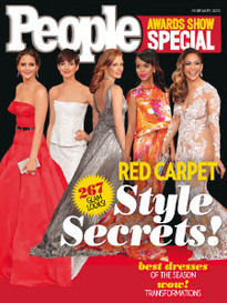 AWARDS SHOW SPECIAL ISSUE