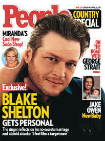 COUNTRY SPECIAL BLAKE SHELTON