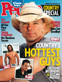 COUNTRY SPECIAL KENNY CHESNEY