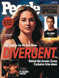 DIVERGENT COLLECTOR'S SPECIAL