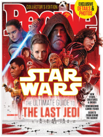 STAR WARS - THE ULTIMATE GUIDE TO THE LAST JEDI