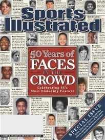 50 YEARS OF FACES IN THE CROWD
