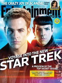 VOYAGE INTO THE NEW STAR TREK 2 COVERS SET