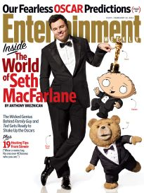 INSIDE THE WORLD OF SETH MACFARLANE