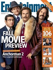 FALL MOVIE PREVIEW DOUBLE ISSUE