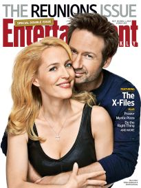 2013 REUNIONS SPECIAL DOUBLE ISSUE - THE X-FILES
