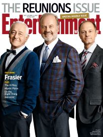 2013 REUNIONS SPECIAL DOUBLE ISSUE - FRASIER