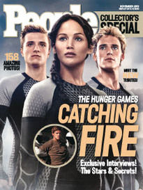 THE HUNGER GAMES - CATCHING FIRE SPECIAL ISSUE