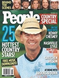 PEOPLE COUNTRY SPECIAL NOVEMBER 2006