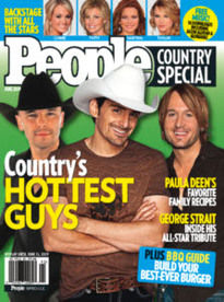 PEOPLE COUNTRY SPECIAL JUNE 2009