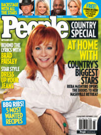 PEOPLE COUNTRY SPECIAL SEPT 2009