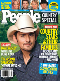 PEOPLE COUNTRY SPECIAL NOV 2009
