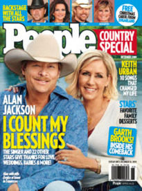 PEOPLE COUNTRY SPECIAL DECEMBER 2009