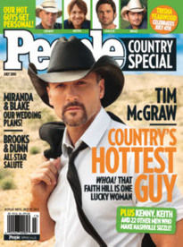 PEOPLE COUNTRY SPECIAL JULY 2010