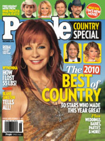 PEOPLE COUNTRY SPECIAL REBA MCENTIRE