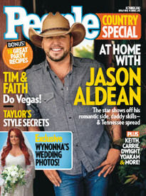 COUNTRY SPECIAL - AT HOME WITH JASON ALDEAN