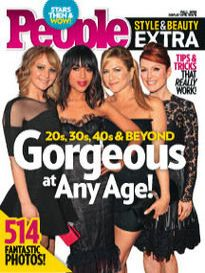 STYLE & BEAUTY EXTRA / GORGEOUS AT ANY AGE!