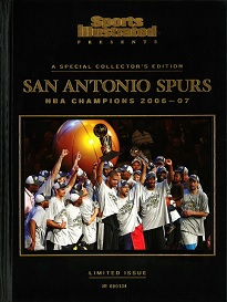 SI PRESENTS: SAN ANTONIO SPURS 2007 CHAMPIONS