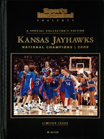 SI PRESENTS: KANSAS JAYHAWKS BBALL 2008 CHAMPS
