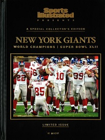 SI PRESENTS: NEW YORK GIANTS 2008 CHAMPIONS