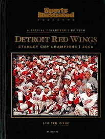 SI PRESENTS: DETROIT RED WINGS 2008 CHAMPIONS