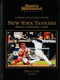 SI PRESENTS: NEW YORK YANKEES 2009 CHAMPIONS
