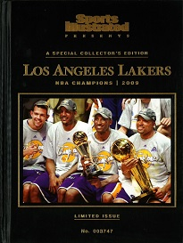 SI PRESENTS: LOS ANGELES LAKERS 2009 CHAMPIONS