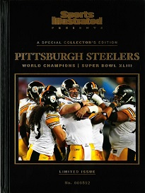 SI PRESENTS: PITTSBURGH STEELERS 2009 CHAMPIONS