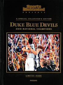 SI PRESENTS: DUKE BLUE DEVILS 2010 CHAMPIONS