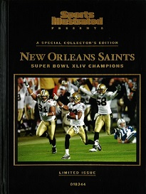 SI PRESENTS: NEW ORLEANS SAINTS 2010 CHAMPIONS