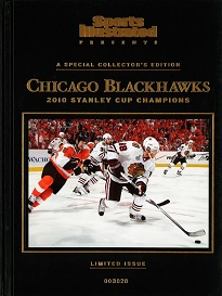 SI PRESENTS: CHICAGO BLACKHAWKS 2010 CHAMPIONS