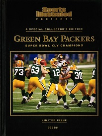 SI PRESENTS: GREEN BAY PACKERS 2011 CHAMPIONS