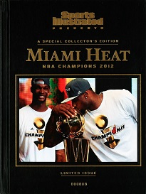 SI PRESENTS: MIAMI HEAT 2012 CHAMPIONS