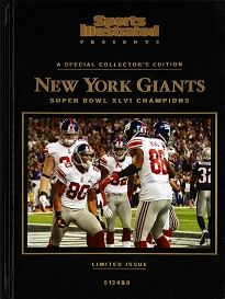 SI PRESENTS: NEW YORK GIANTS 2012 CHAMPIONS