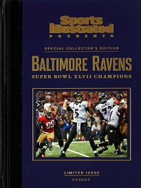 SI PRESENTS: BALTIMORE RAVENS 2013 CHAMPIONS