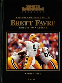 SI PRESENTS: BRETT FAVRE TRIBUTE