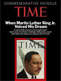 TIME COMMEMORATIVE REISSUE: MARTIN LUTHER KING