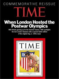 TIME COMMEMORATIVE REISSUE: OLYMPICS
