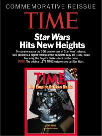 TIME COMMEMORATIVE REISSUE: STAR WARS