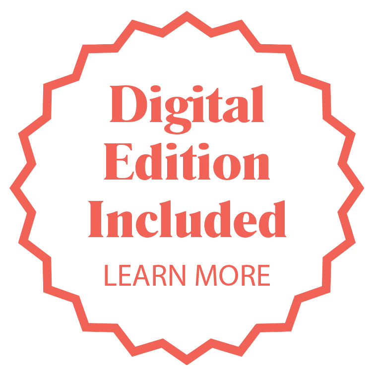Digital Edition Included Learn More