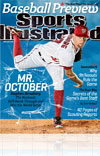 Sports Illustrated MLB Preview cover