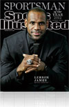 Sports Illustrated Sportsman of the Year cover