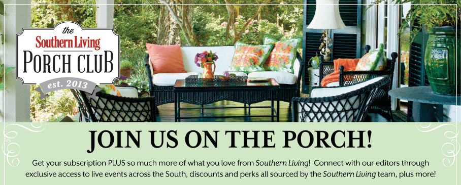 The Southern Living Porch
