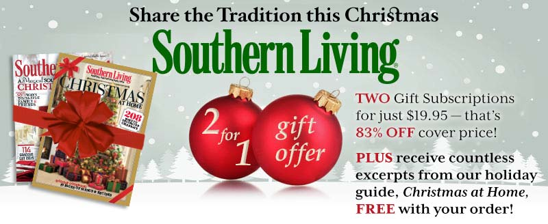 TWO Gift Subscriptions at just $19.95 for both