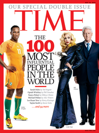 Time 100 Cover