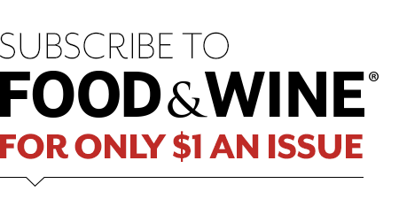 Subscribe to Food & Wine for only $1 an issue