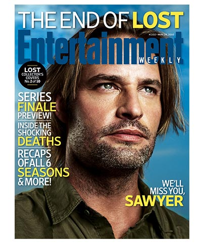 Lost - Sawyer May 14, 2010