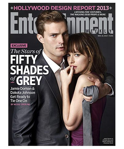 Fifty Shades of Grey Nov 22, 2013